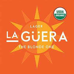 Orlando Brewing, Beers, La Guera, Craft Beer, Organic, Non-GMO, Orlando