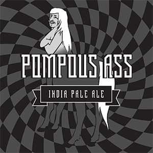 Orlando Brewing, Beers, Pompous Ass IPA, Craft Beer, Organic, Non-GMO, Orlando