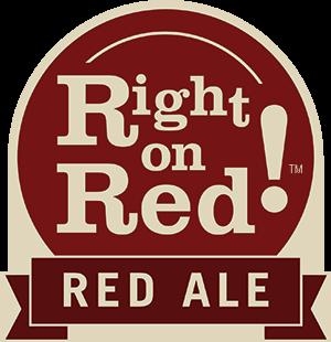 Orlando Brewing, Beers, Right on Red Ale, Craft Beer, Non-GMO, Orlando