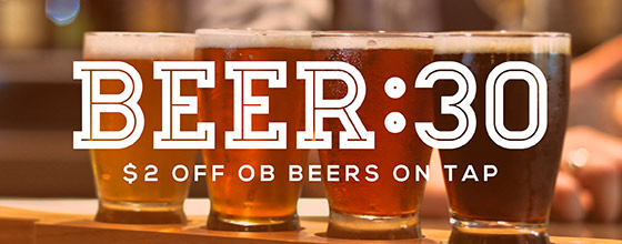 Orlando Brewing Offers Two Dollars Off Of All On Tap Beers Every 30th Month